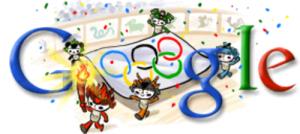 Google Pekin 2008